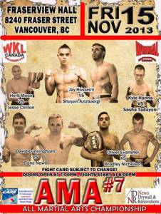 Mixed Martial Arts Vancouver