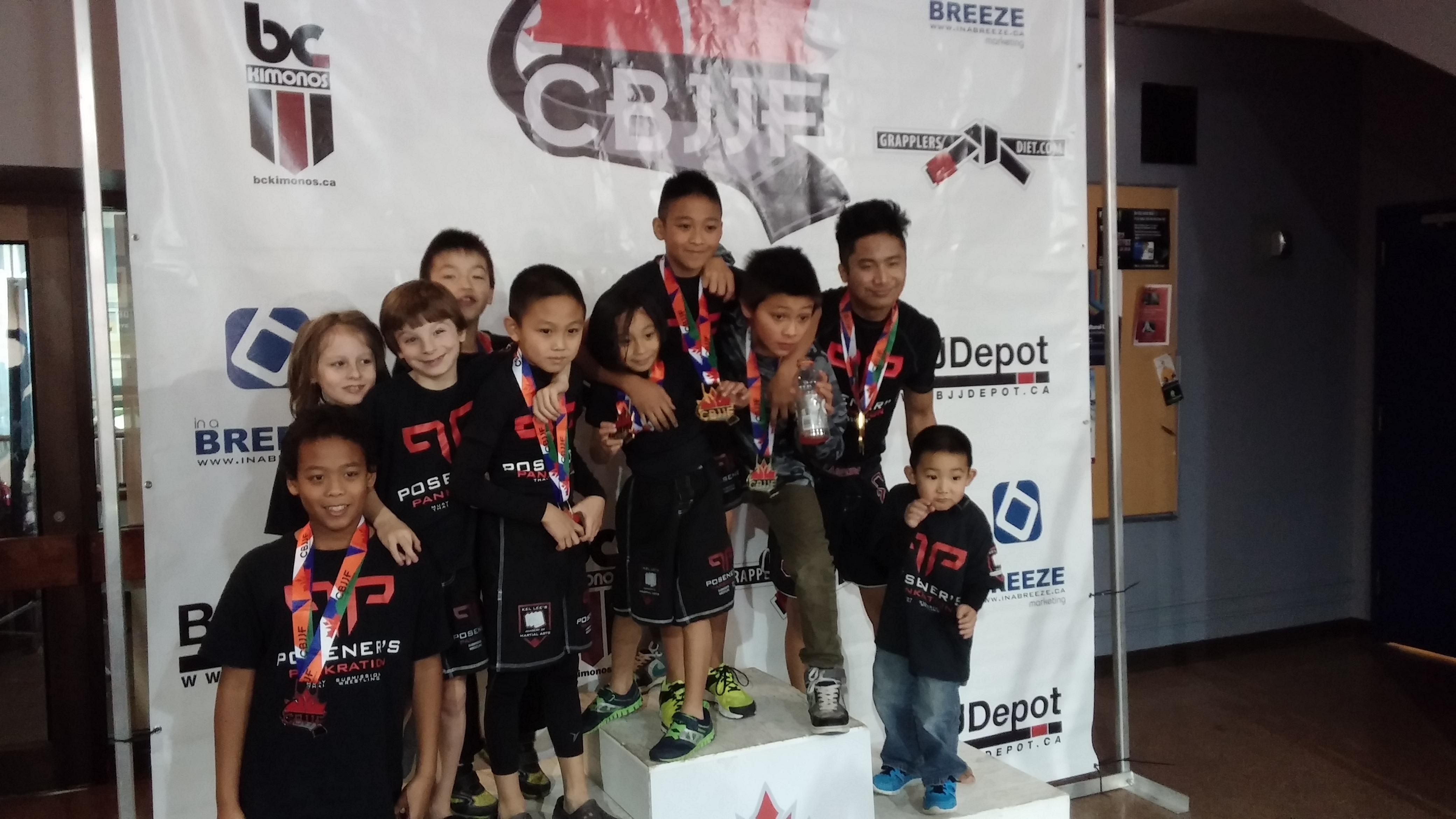 Kids Self defense Vancouver