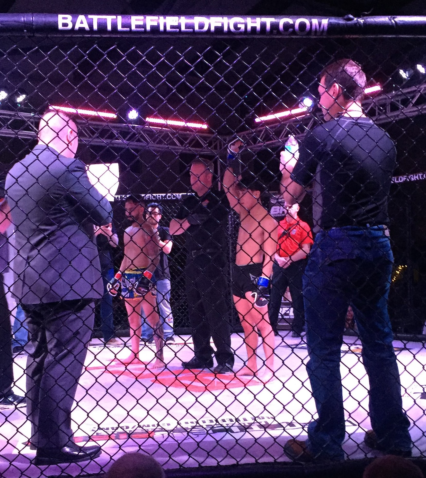 MMA Vancouver
