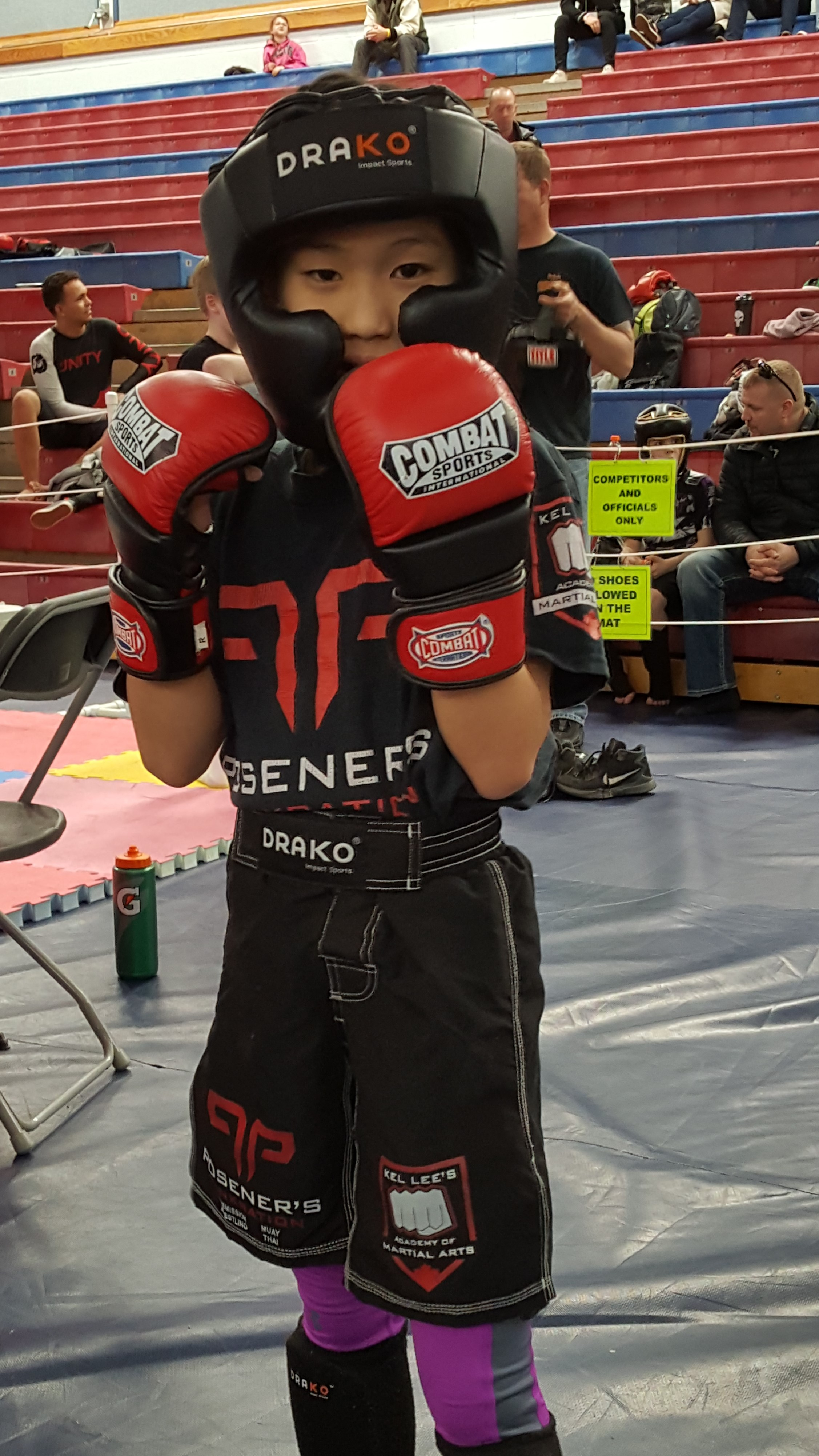 Kids MMA Vancouver