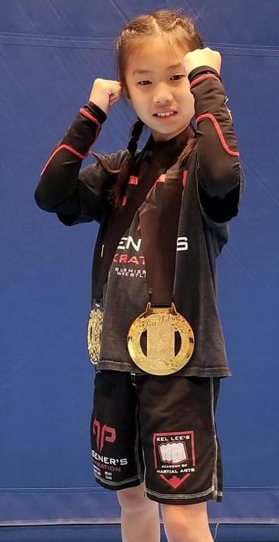 Posener's Kid's MMA Vancouver