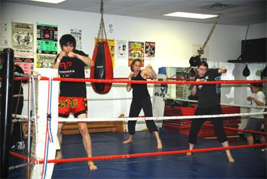 Cardio Kickboxing Vancouver
