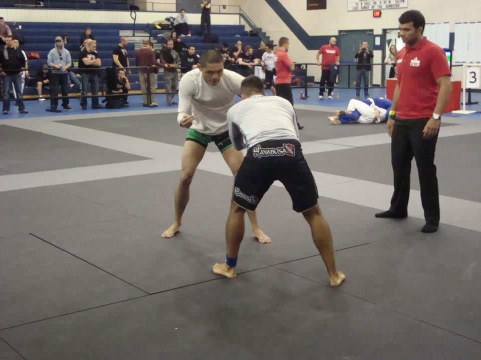Submission Wrestling Vancouver