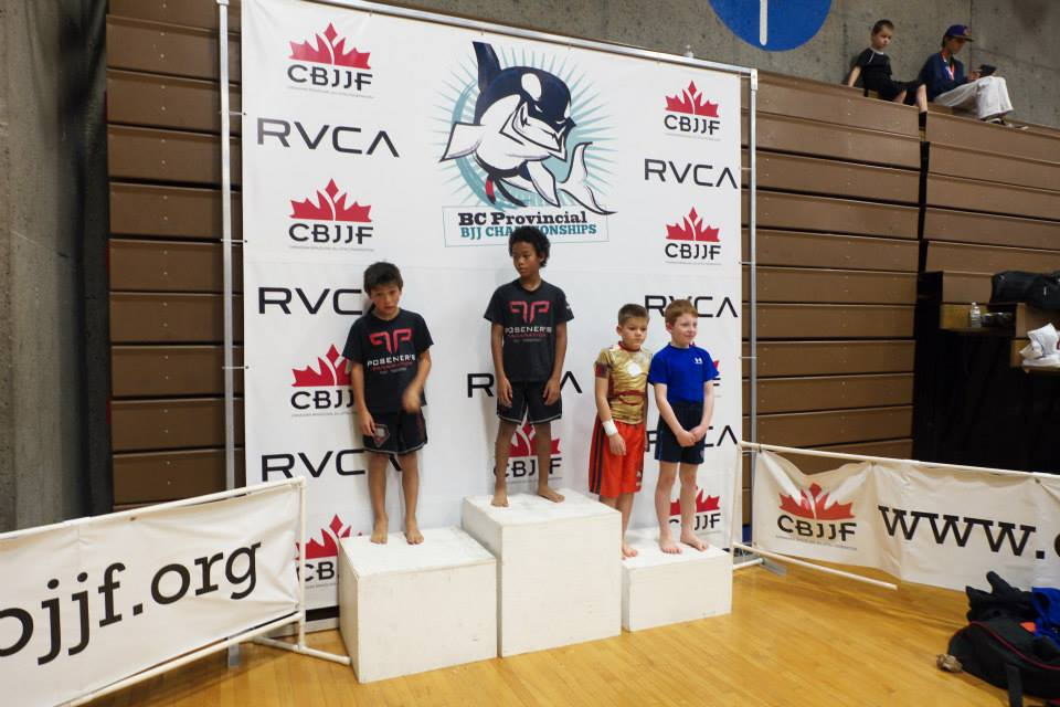 Grappling Vancouver