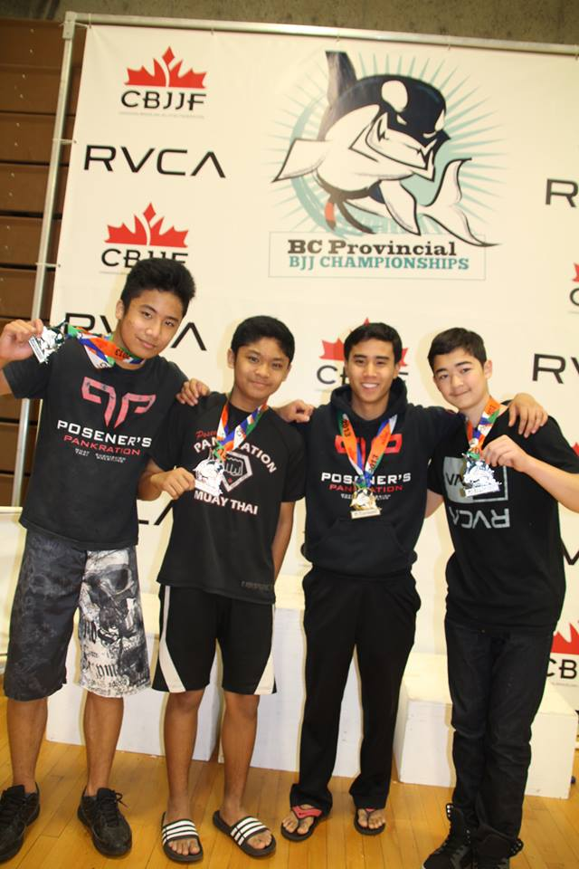 Kids Mixed Martial Arts Vancouver
