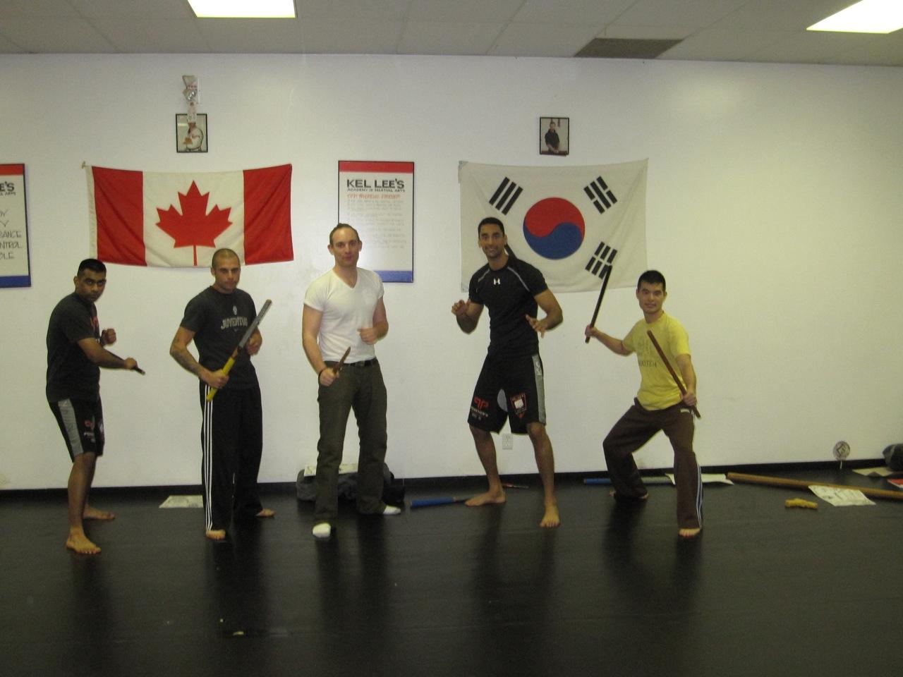 Self Defense Vancouver