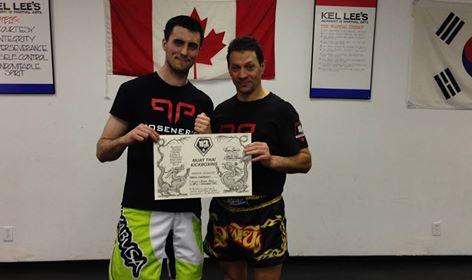 Vancouver Muay Thai Kickboxing