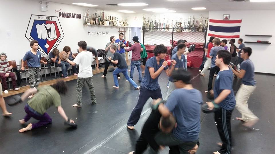 Youth MMA Vancouver