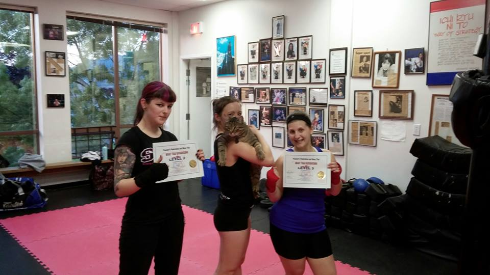 Kickboxing Vancouver