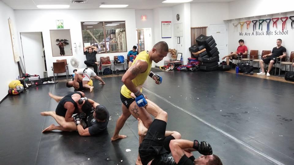 MMA Vancouver