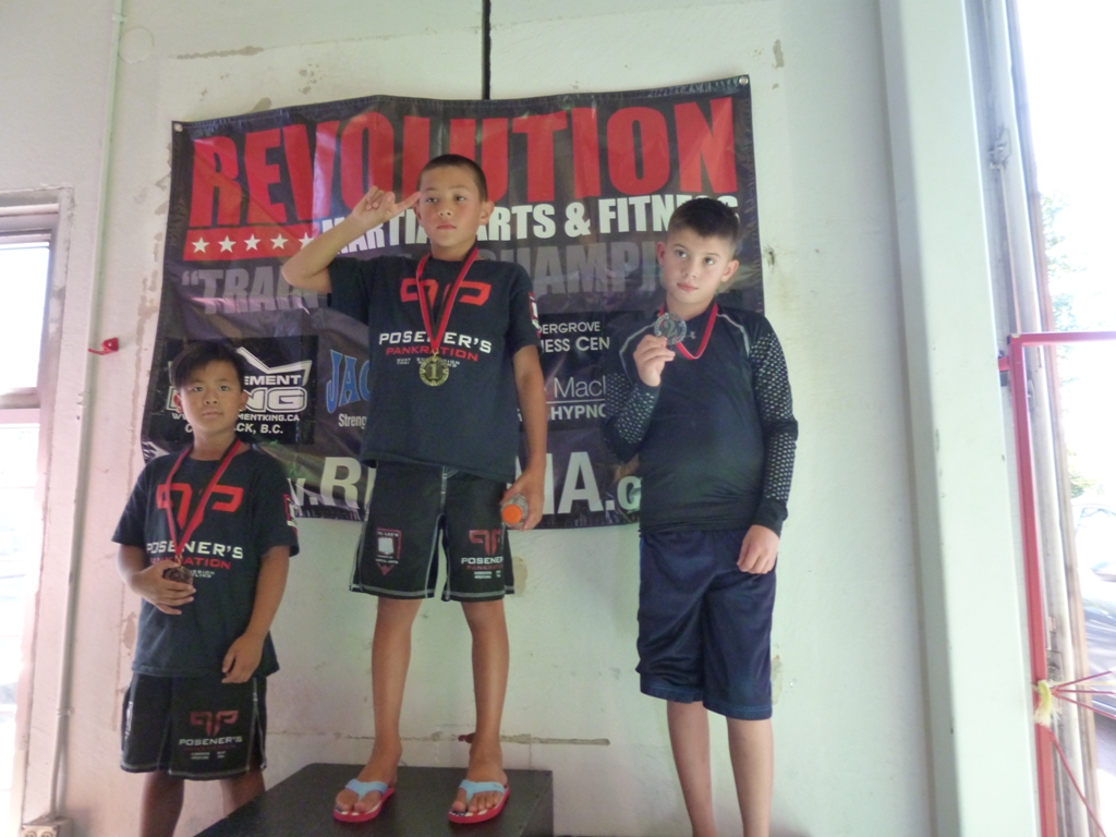 Kids Mixed Martial Arts Vancouver