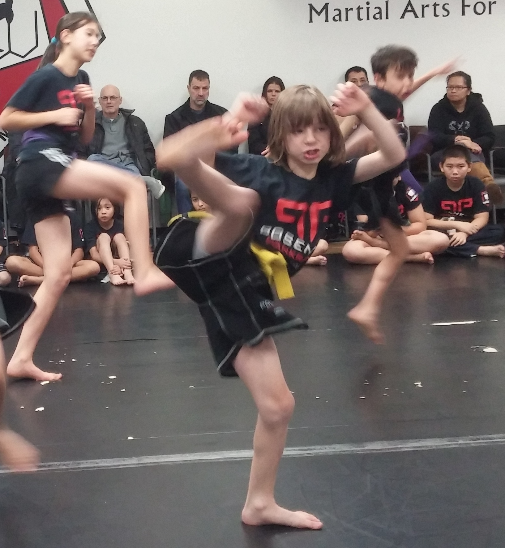 Children's Martial Arts Vancouver
