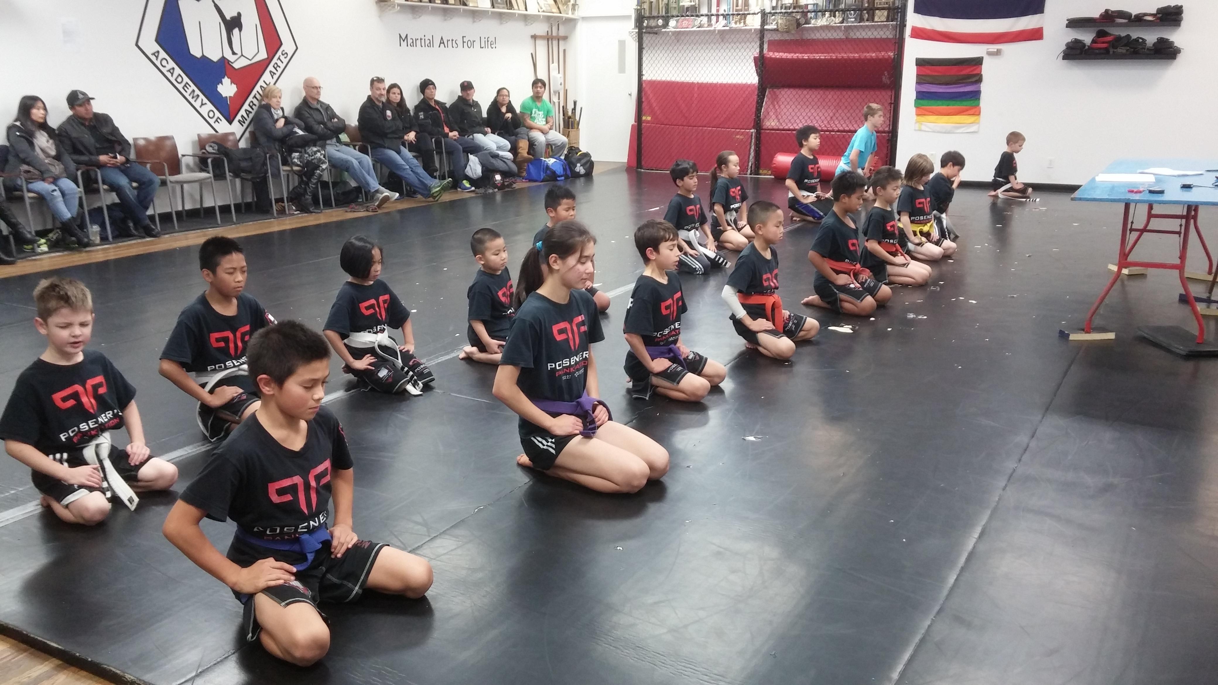 Children's Martial Arts Vancouver
