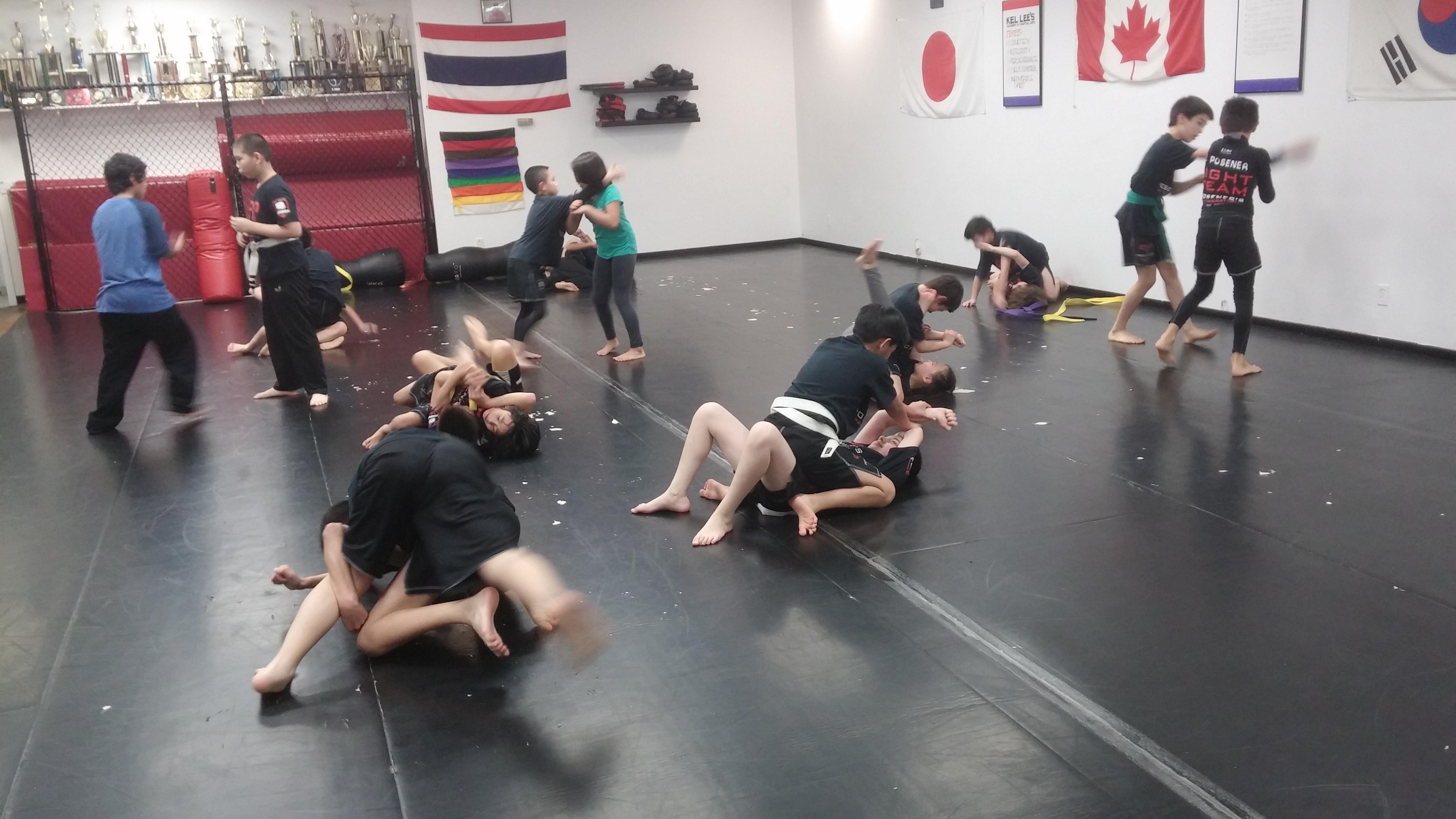 Jiu-Jitsu Vancouver