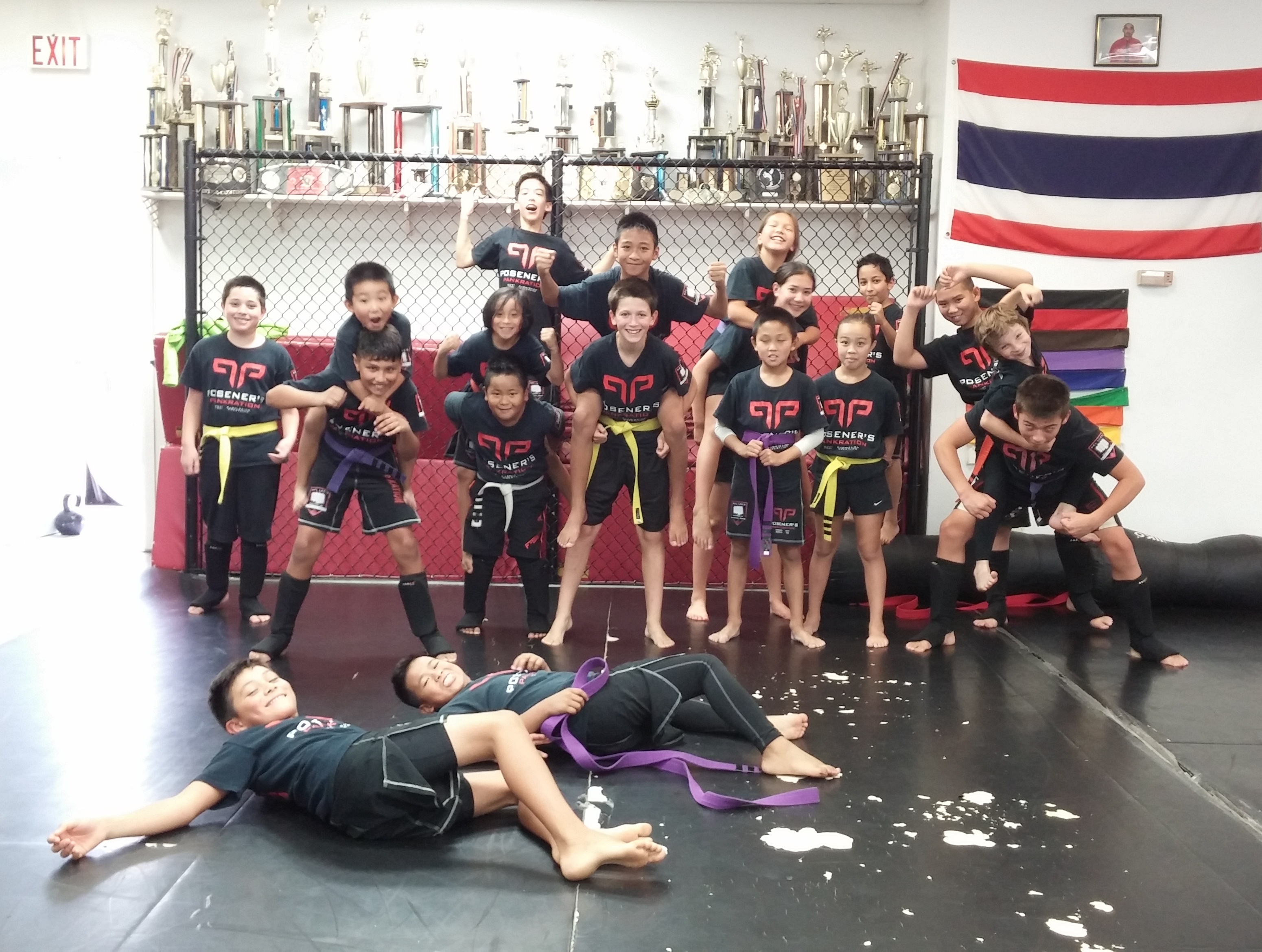 Kickboxing Vancouver